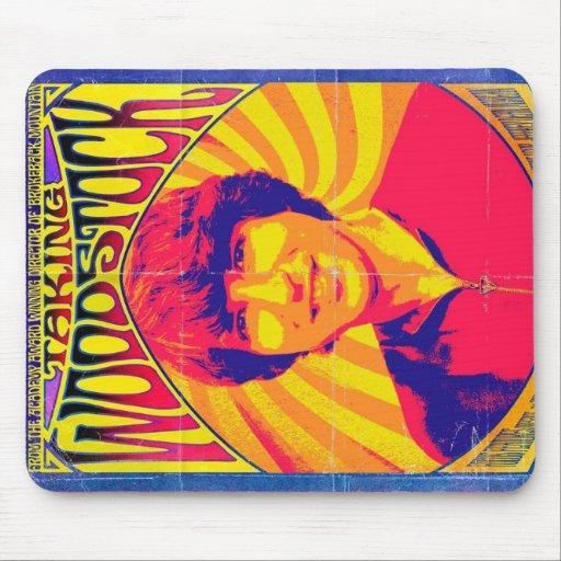 Prise de Woodstock Mousepad Tapis De Souris
