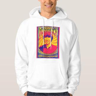 Prise du sweat - shirt à capuche de Woodstock