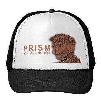 PRISM - All Seeing Eye - Orange Trucker Hat