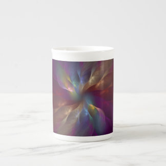Prism Fractal  Bone China Mug