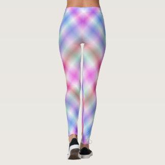 Prism plaid leggings