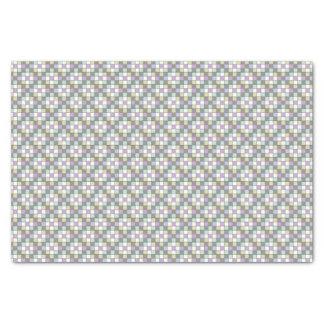Prism Quilt Pattern Tissue  Paper