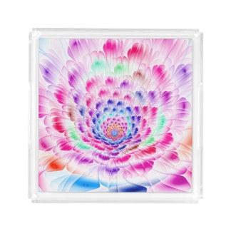 Prismatic Acrylic Tray
