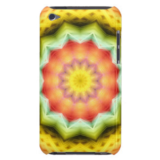 Prismatic Eye Mandala Barely There iPod Covers