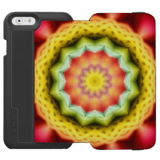 Prismatic Eye Mandala Incipio Watson™ iPhone 6 Wallet Case