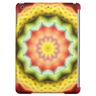 Prismatic Eye Mandala iPad Air Cases