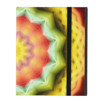 Prismatic Eye Mandala iPad Case