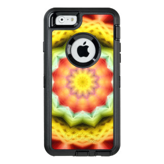 Prismatic Eye Mandala OtterBox Defender iPhone Case
