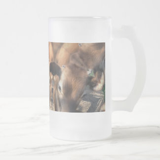 Prismatic Young Jersey Steer Beer Mug