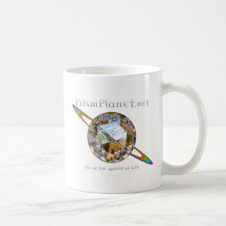 PrismPlanet.Net Logo Coffee Mug