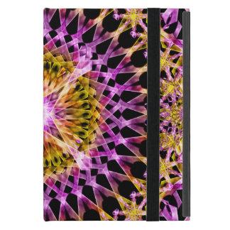Prisms Mandala Case For iPad Mini