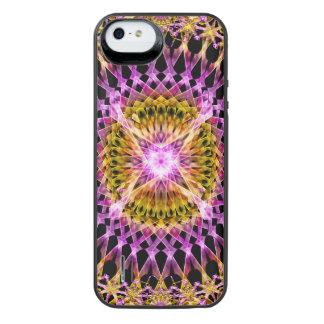 Prisms Mandala iPhone SE/5/5s Battery Case