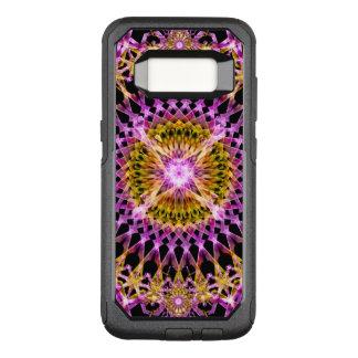 Prisms Mandala OtterBox Commuter Samsung Galaxy S8 Case