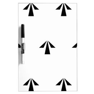 Prison Arrows Dry Erase Board