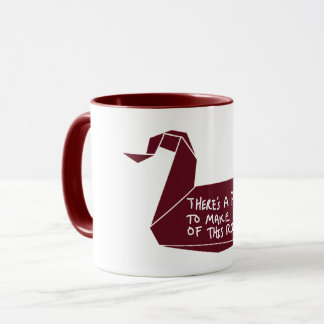 Prison Break Crane Message Mug