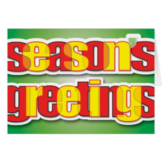 Prison Card - Seasons Greetings 01