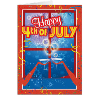 Prison Cards - Happy July 4th