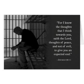 Prison Cards - Jeremiah 29_11