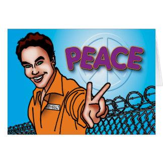 Prison Cards - Peace