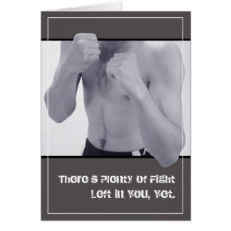Prison Cards - Plenty of Fight