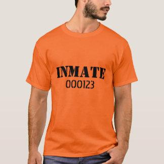 Prison Inmate T-Shirt