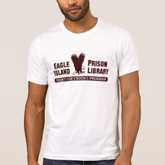 Prison Library T-Shirt