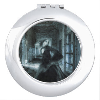 Prisoner of Time Ghost Compact Mirror