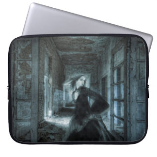 Prisoner of Time Ghost Laptop Sleeve