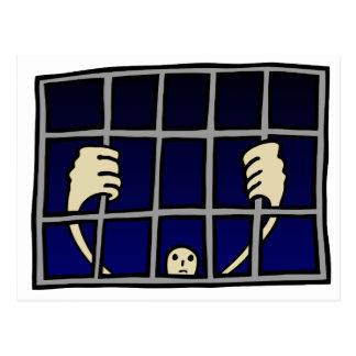 prisoner postcard