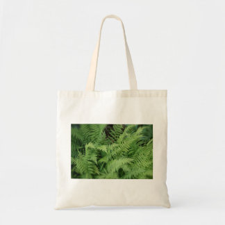 pristine ferns tote bag