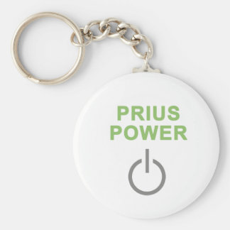 Prius Power keychain
