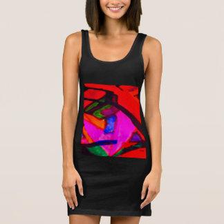 Private Club Sleeveless Dress