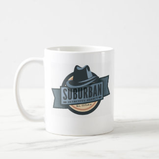 Private Investigator Agency Mug