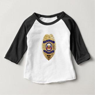 Private Investigator Badge Baby T-Shirt
