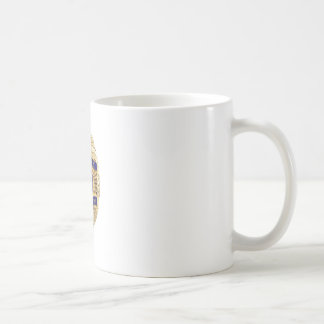 Private Investigator Badge Coffee Mug