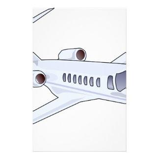 Private Jet Stationery