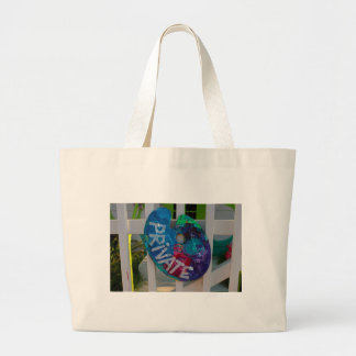 Private Large Tote Bag