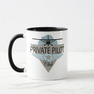 Private Pilot Club Mug