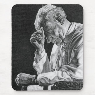 Private Prayers Mouse Pad