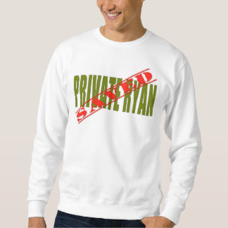 Private Ryan Saved Sweatshirt