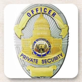 Private Security Coaster