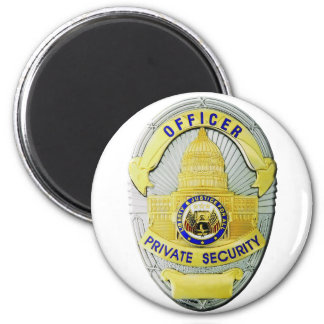 Private Security Magnet