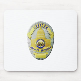 Private Security Mouse Pad