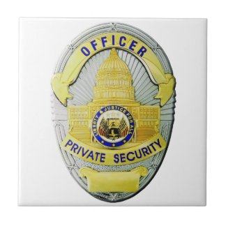 Private Security Tile