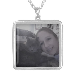 Private Silver Plated Necklace