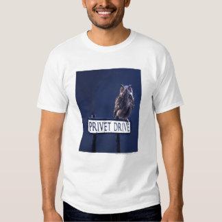 Privet Drive T-shirts