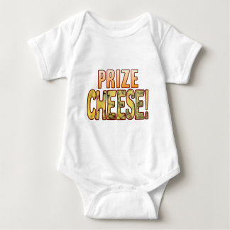 Prize Blue Cheese Baby Bodysuit