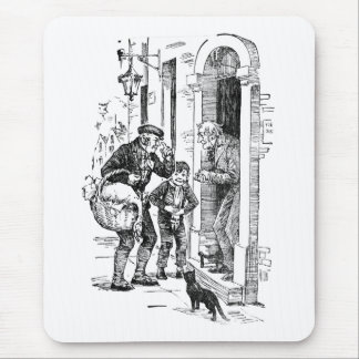 Prize Turkey to Camden Town Mouse Pad