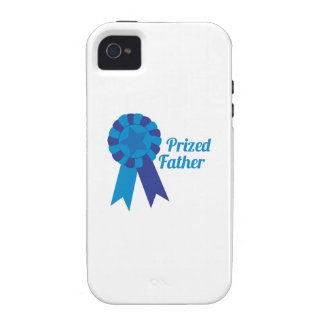 Prized Father Vibe iPhone 4 Covers