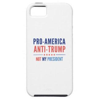 Pro-America Anti-Trump iPhone 5 Cases